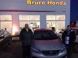 Awesome!, Bruce Honda