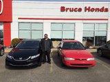 Great Experience, Bruce Honda