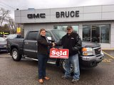 An Offer I Couldn't Refuse, Bruce Chevrolet Buick GMC Middleton