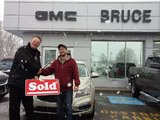 Came Highly Recommended, Bruce Chevrolet Buick GMC Middleton