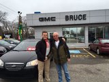 Excellent to deal with!, Bruce Chevrolet Buick GMC Middleton