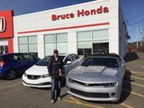 A-1 Great Service, Bruce Honda