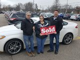 Excellent Service & Customer Relations, Bruce Ford