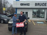 Good Experience, Bruce Chevrolet Buick GMC Middleton