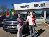 Good Job!, Bruce Chevrolet Buick GMC Middleton