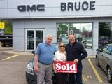 Gave Lots of Information, Bruce Chevrolet Buick GMC Middleton