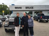 Great Customer Service, Bruce Chevrolet Buick GMC Middleton