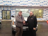 Very pleased with the deal, Bruce Chevrolet Buick GMC Middleton