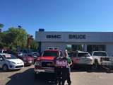 We'll Be Back! , Bruce Chevrolet Buick GMC Middleton