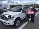 Great Salesman!, Bruce Ford