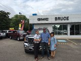 Thanks for the Help!, Bruce Chevrolet Buick GMC Middleton