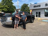 Great Buying Experience, Bruce Chevrolet Buick GMC Middleton