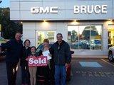 Good Job, Bruce Chevrolet Buick GMC Middleton