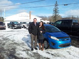 The service is exceptional, Bruce Ford