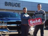 Always Available For Me, Bruce Chevrolet Buick GMC Middleton
