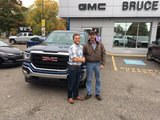 A Very Good Salesman, Bruce Chevrolet Buick GMC Middleton