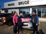 Thank you, Bruce Chevrolet Buick GMC Middleton