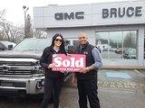 Good job!, Bruce Chevrolet Buick GMC Middleton