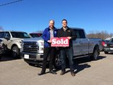 Best vehicle buying experience, Bruce Ford