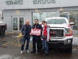 Straightforward service, Bruce Chevrolet Buick GMC Middleton