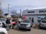 Many thanks!, Bruce Chevrolet Buick GMC Middleton