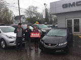 Very happy customers!, Bruce Chevrolet Buick GMC Middleton