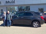 Most appreciated, Bruce Chevrolet Buick GMC Middleton