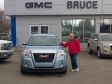 100% Satisfied, Bruce Chevrolet Buick GMC Middleton