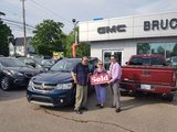 Thank you!, Bruce Chevrolet Buick GMC Middleton