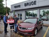 Awesome experience, great people!, Bruce Chevrolet Buick GMC Middleton