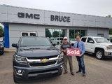 Thank you!, Bruce Chevrolet Buick GMC Middleton