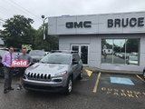 Everything went smoothly, Bruce Chevrolet Buick GMC Middleton