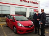Provided all the informations, Bruce Honda