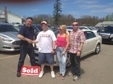 Excellent buying experience, Bruce Ford