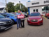 Thanks for the service, Bruce Chevrolet Buick GMC Middleton