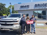 Great bunch of people to work with, Bruce Chevrolet Buick GMC Middleton