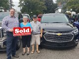 Great team, great service, Bruce Chevrolet Buick GMC Middleton