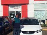 First car - perfect satisfaction!, Bruce Honda