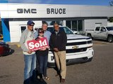 Highly recommend, Bruce Chevrolet Buick GMC Middleton