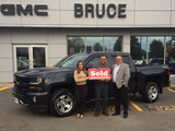 Really good service!, Bruce Chevrolet Buick GMC Middleton