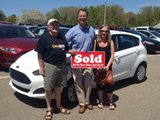 Once again great service, Bruce Ford