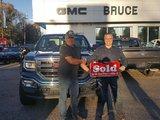 Very good, Bruce Chevrolet Buick GMC Middleton