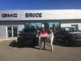 Excellent experience, Bruce Chevrolet Buick GMC Middleton