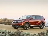 2017 Honda CR-V versus Nissan Rogue: the former for interior space