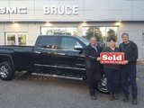 Great deal, Bruce Chevrolet Buick GMC Middleton