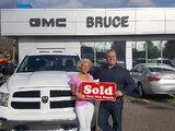 Super helpful, Bruce Chevrolet Buick GMC Middleton