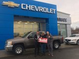 Great service!, Bruce Chevrolet Buick GMC Digby
