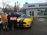Great, friendly service, Bruce Chevrolet Buick GMC Middleton