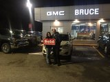 Very quick and easy, Bruce Chevrolet Buick GMC Middleton