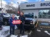 Great service, Bruce Chevrolet Buick GMC Middleton